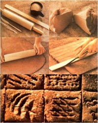 Make Your Own Tiles | Homemade, Backsplash tile and The o'jays