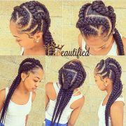 stylist feature #braids
