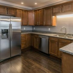 Kitchen Remodel Prices Farm Sinks For Kitchens Kompact's Glenwood Beech Cabinetry | ...