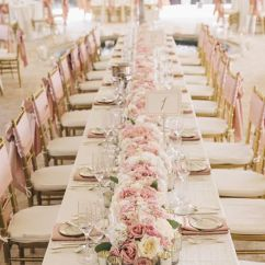 Parisian Table And Chairs Wholesale Lycra Chair Covers Australia Long Blush Pink Wedding Centerpiece _sms Photography - | Color:blush Neutrals ...