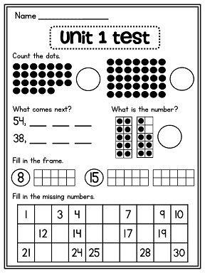 25+ best ideas about First grade assessment on Pinterest
