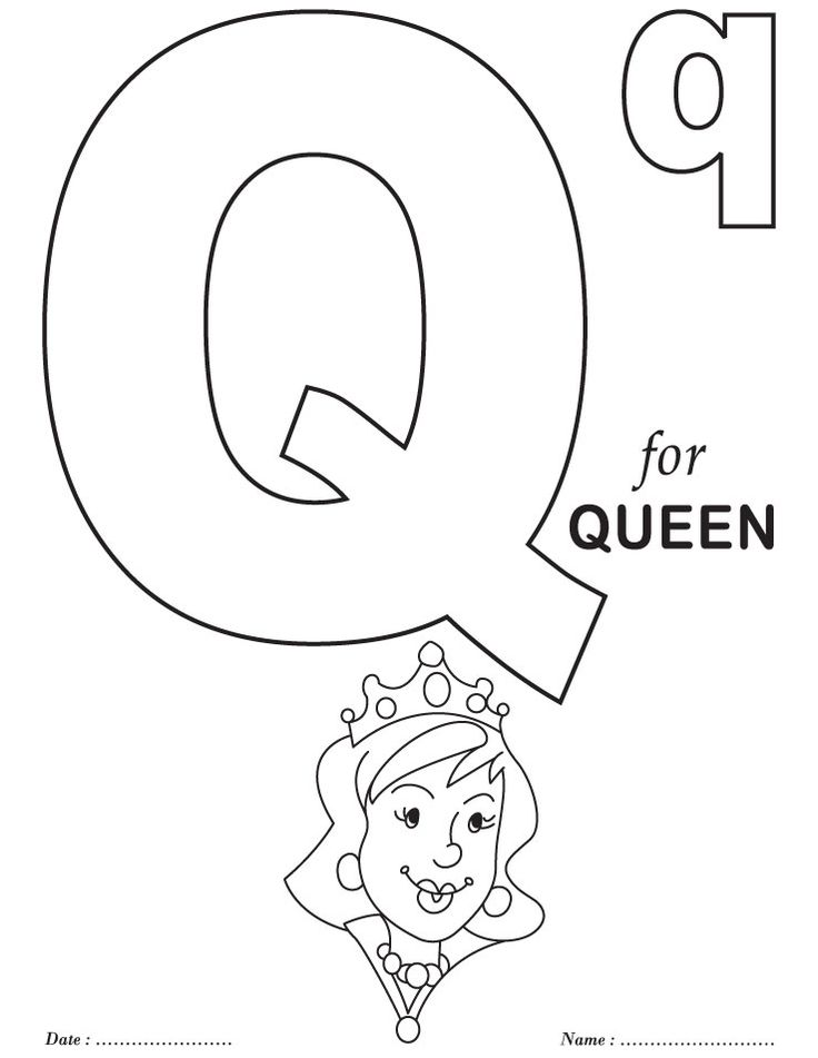 26 best images about Alphabet Coloring Pages on Pinterest