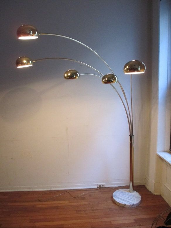 Floor Arc Lamp