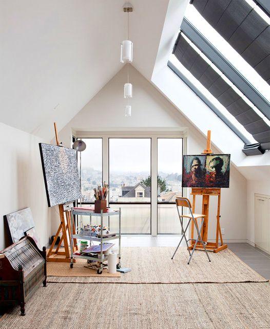 25 Best Ideas About Home Art Studios On Pinterest Studio Art