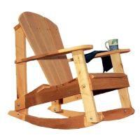Creekvine Designs, Cedar Adirondack Rocking Chair | Design ...