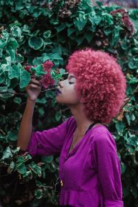 Best 10+ Colored natural hair ideas on Pinterest | Natural ...