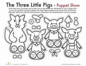 25+ best ideas about Three little pigs on Pinterest