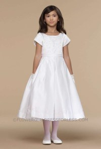 UA_285 - Us Angels Flower Girl Dress Style 285 - Size 7-14 ...