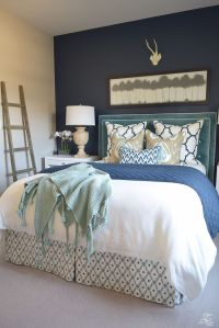 17 Best ideas about Blue Accent Walls on Pinterest | Navy ...