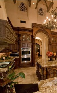25+ best ideas about Old World Kitchens on Pinterest ...