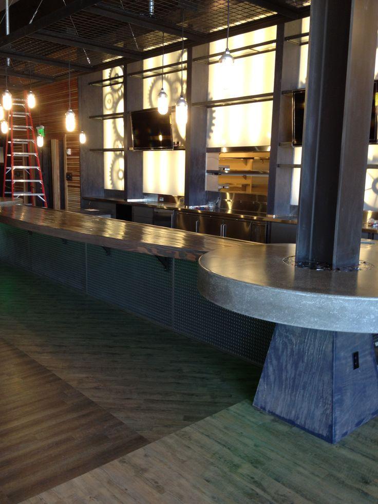 17 Best Images About Restaurant Design Wood Flooring