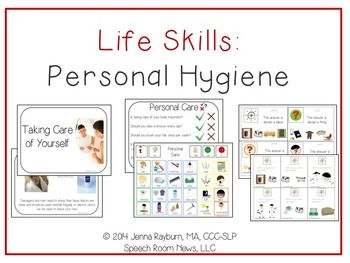 Life Skills Personal Hygiene  Functional Vocabulary  Language  Language Teaching and Spikes