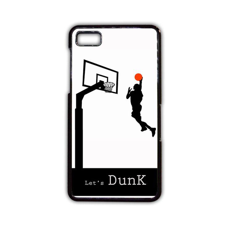 basketball figure slam dunk for phone case blackberry Z10