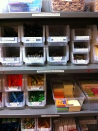 25+ best ideas about Office supply organization on ...