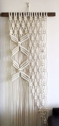 Fantastic Home Decorative Modern Macrame Wall Hanging ...
