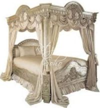 French Canopy Bed | French Canopy Bed - Pharaoh ...