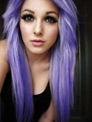 love light purple hair