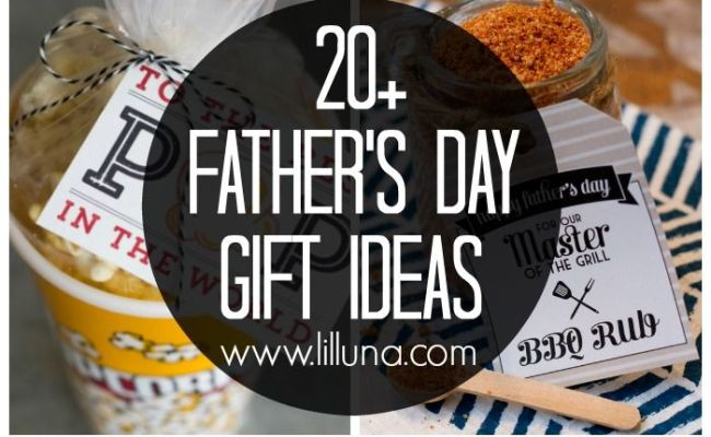 20 Diy Father S Day Gift Ideas Lots Of Awesome Diy