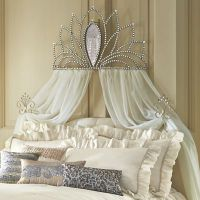 Best 25+ Bed crown ideas on Pinterest | Princess beds for ...