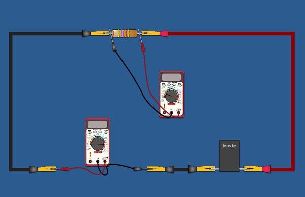 Circuit Problem Electric Circuit Using Kirchhoff39s Laws Physics