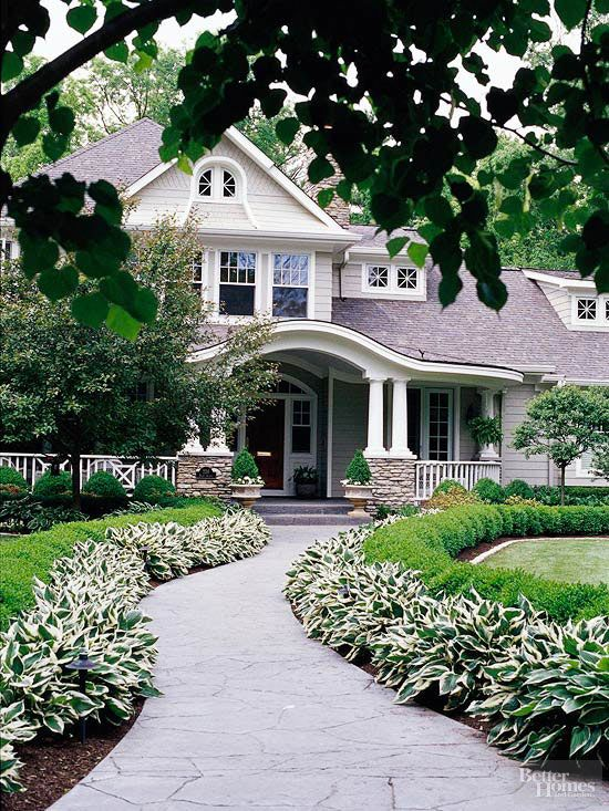 25 Best Ideas About Front Yards On Pinterest Yard Landscaping