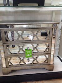 Mirrored dresser | Seen at HomeGoods Store | Pinterest ...