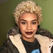 1000 ideas black blonde