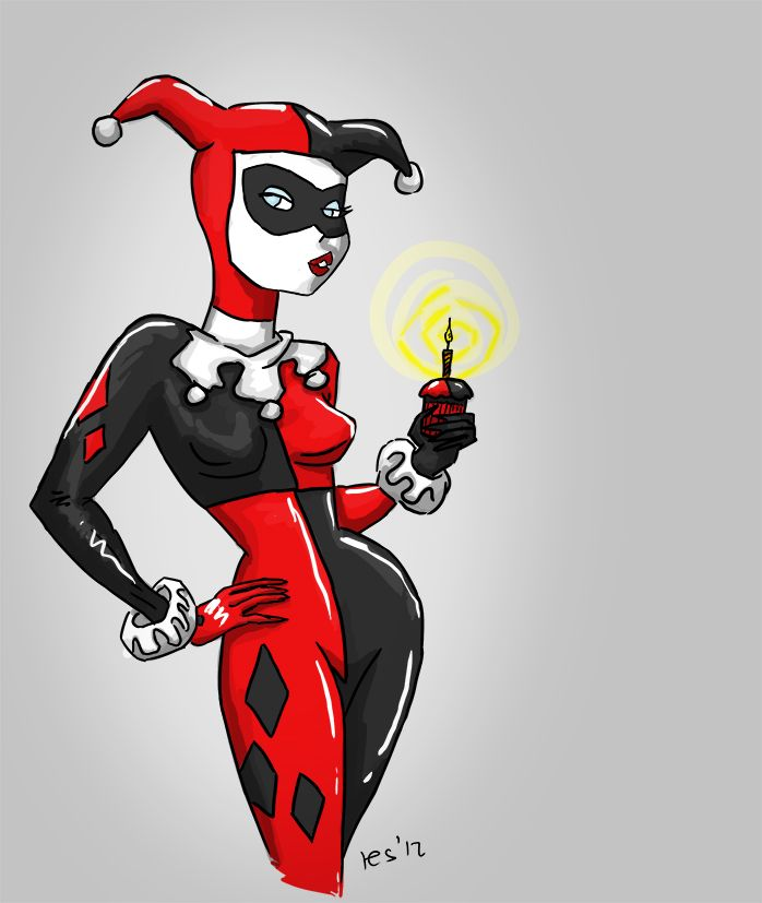 1000 Images About Harley Quinn And Joker On Pinterest