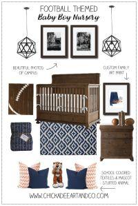 25+ best ideas about Sports Nursery Themes on Pinterest ...