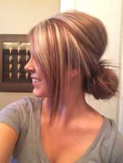 auburn blonde hair ideas