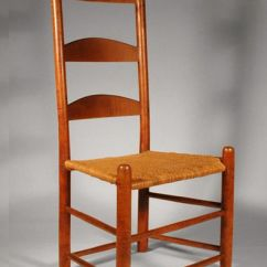 Shaker Ladder Back Chair Wheelchair On Sale Simple Furniture Plans - Woodworking Projects &