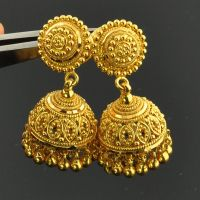 10 Best images about Jhumkas... on Pinterest | Gold ...