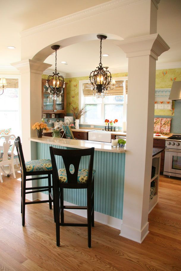 25+ best ideas about Breakfast bar kitchen on Pinterest