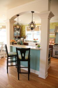 25+ best ideas about Breakfast bar kitchen on Pinterest ...