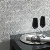 allen + roth Paintable Ceiling Tiles Wallpaper-- for ...
