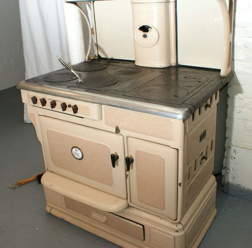 Antique Bengal Gas And Wood Fired Cook Stove Stove And Woods