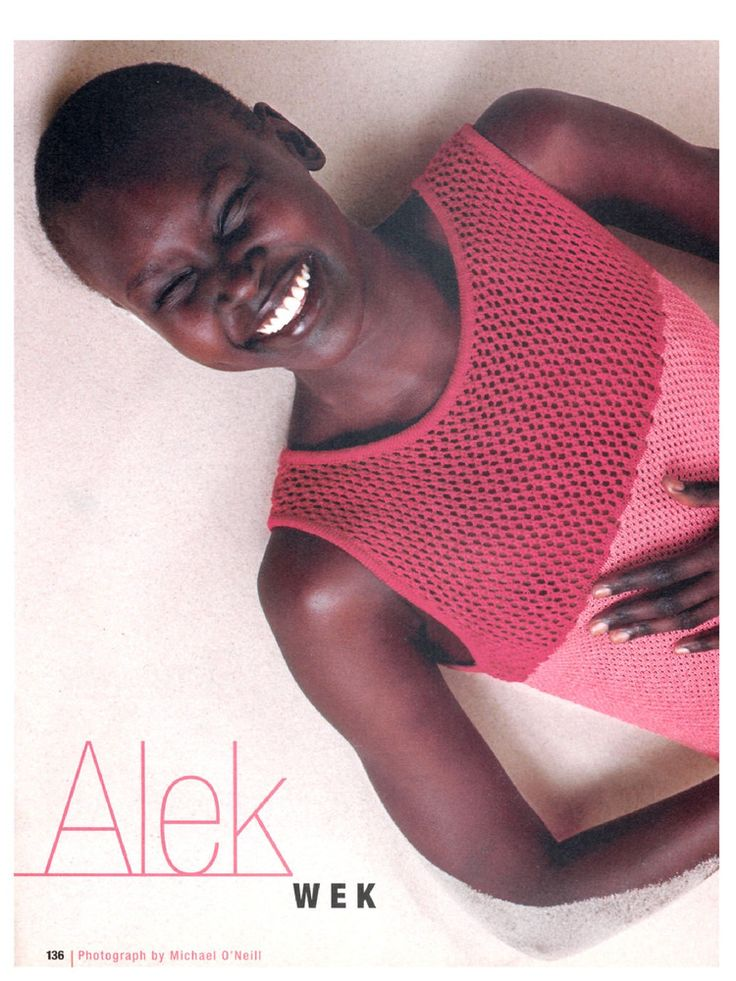 17 Best images about Wek 1977 - Alek Wek Photo Gsllery on Pinterest | Models. Africa and Flawless skin