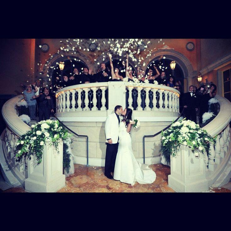 Our Wedding At The Bellagio Las Vegas On The Terrazza Di