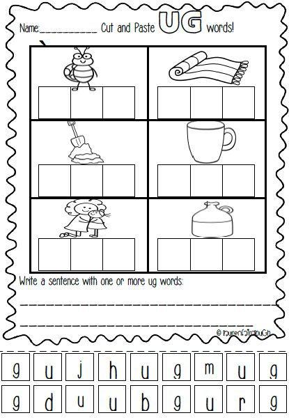25+ best ideas about Word family activities on Pinterest