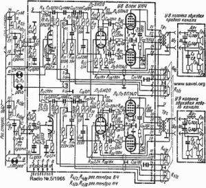 HiFi stereo tube amp schematics | Drawing Concepts | Pinterest