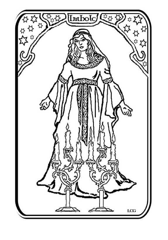 56 best images about Pagan Colouring Pages on Pinterest