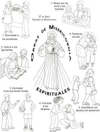 1000+ images about Catesismo- La Divina Misericordia on