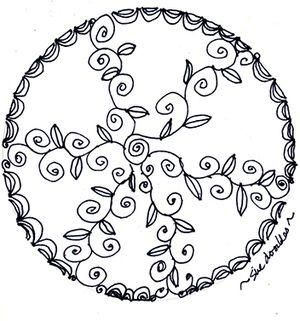 1000+ ideas about Easy Zentangle Patterns on Pinterest