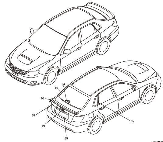 25 best images about Subaru Workshop Service Repair Manual