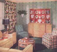 17 Best images about 1940's Decor on Pinterest | 1940s ...
