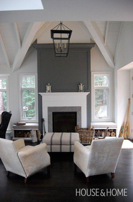 Best 25+ Fireplace accent walls ideas on Pinterest