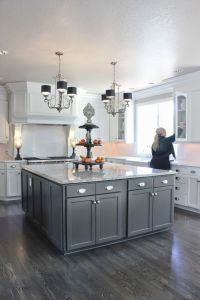 Best 25+ Grey kitchen floor ideas on Pinterest | Kitchen ...