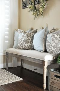 25+ best ideas about Entryway Bench on Pinterest | Entry ...