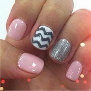 gel nail ideas. nice length - kinda