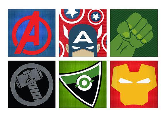 Twin Sheets Marvel Super Heroes